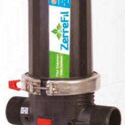 فیلتر توری آبیاری قطره ای ذرات ریز معلق در آب را جداسازی می کند. ذراتی که اندازه آنها خیلی ریز بوده و در تانک شنی و سیکلون تصفیه نمی شود وارد صافی تور دار شده و کاملا تصفیه می شود. و در نتیجه بعد از فیلتر آبیاری قطره ای آب کیفیت لازم جهت آبیاری را پیدا می کند. این صافی هادارای سازهای مختلف از نظر مخزن و از نظر لوله ورودی و خروجی می باشد و معمولا در سایز های ورودی و خروجی 3/4 اینچ ، 1 اینچ ، 2 اینچ ، 3 اینچ و 4 اینچ تولید می شود.
