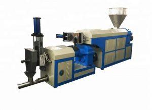 خط تولید گرانول سیستم ماشینهای شکل دهی به پلاستیک (شامل انواع خطوط اکستروژن و تزریق و ...) بگونه ای ساخته شده اند که بهتر است مواد اولیه ورودی آنها بشکل ساچمه های کوچک پلاستیکی باشد.