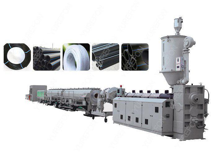 خط تولید لوله پلی اتیلن