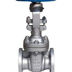 شیرآلات فولای تجهیزات مکانیکی هستند که برای باز و بست ، تنظیم و کنترل جریان مایعات یا گازها در یک سیستم لوله کشی به کار می رود. امروزه بسیاری از شیرهای فولادی طراحی و تولید می شوند که در تمامی صنایع از جمله صنعت نفت و گاز و پتروشیمی به کار می روند. این نوع شیرآلات بنا به کاربردهایی که دارند به گروه ها و شکل های مختلفی تقسیم می شوند که هر کدام آنها وظیفه مخصوصی در سیستم لوله کشی دارند. شیرهای کشویی در واقع جزء اولین شیرهایی بودند، که توسط انسان اختراع شدند که امروزه آنها را به عنوان دریچه آب بند می شناسیم دریچه ای که با گذاشتن یا برداشتن آن در مسیر سیالات جریان را بسته ، باز یا نیمه باز می گذاریم.