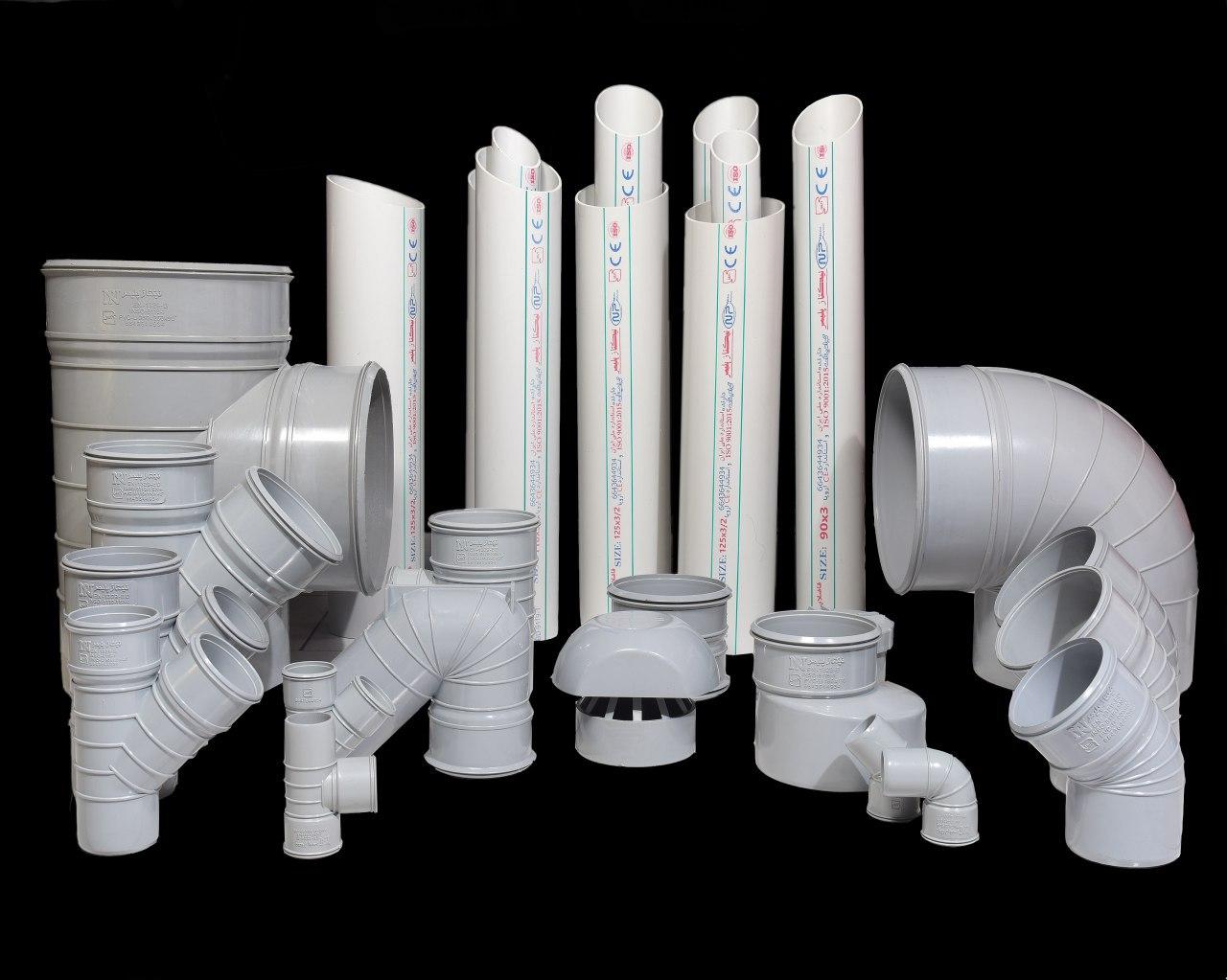 اتصالات PVC (پلیکا) چیست