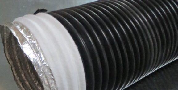 کانال های فلکسیبل خرطومی بی شک نقش بسیار مهمی در انتقال هوای سیستم های حرارتی و برودتی دارا می باشد.کانال های فلکسیبل خرطومی یا کانال های فلکسی انتقال هوا با فن آوری نوین مطمئن ترین و بهترین جایگزین برای کانال کشی انواع دستگاه های داکت اسپیلت، کولرهای آبی و کانال های قدیمی و سنتی گالوانیزه در ساختمان ها، برج های مسکونی، مجتمع های تجاری ، اداری و پاساژها، هتل ها، سالن ها و کارخانه های تولیدی، فروشگاه ها، مجموعه ها و مجتمع های ورزشی، استخرها، آشپزخانه های صنعتی، صنایع غذایی، مجتمع های داروسازی و بیمارستان ها داروخانه ها، آزمایشگاه ها، مراکز درمانی و محیط های پاک، گلخانه ها، سردخانه ها، انبارها و ... به شمار می رود.