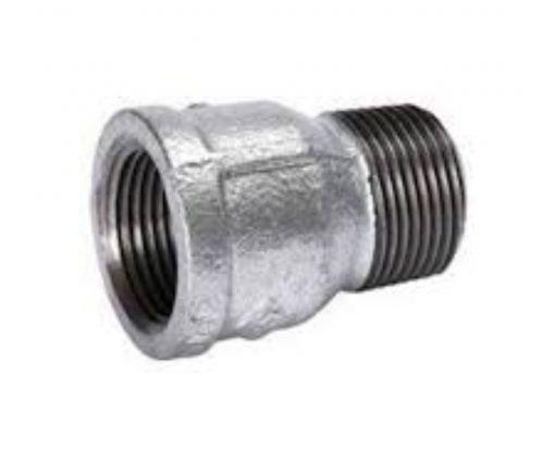 روپیچ توپیچ گالوانیزه همانطور که از نام این قطعه پیداست یک طرف آن به صورت ماده گی از داخل رزوه شده و طرف دیگر آن به صورت نری از بیرون رزوه شده است. روپیچاز انواع اتصالات گالوانیزه و از خانواده بوشن می باشد و در خط لوله گالوانیزه استفاده می شود. اتصالات گالوانیزه متفاوت از اتصالات جوشی مانیسمان می باشد اتصالات مانیسمان به روش جوشکاری متصل می شود.