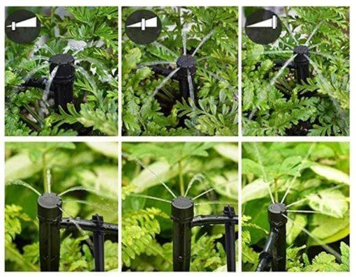 طراحی و اجرای آبیاری قطره ای هوشمند باغچه منازل با استفاده از شیرهای برقی تایمر دار و با استفاده از کنترل های شیرهای برقی و سیستم هشمند کنترل اشیا انجام می شود. با استفاده از سیستم آبیاری قطره ای هوشمند و لوله کشی با لوله 16 آبیاری قطره ای شما میتواید بدون نیاز به حضور در منزل خود ، گیاهان خود را آبیاری کنید.