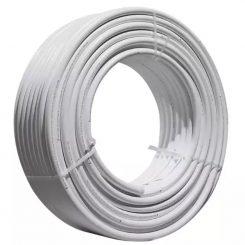 لوله پنج لایه یا لوله پکس آل پکس ( PEX AL PEX ) لوله ای است ترکیبی از پلیمر پلی اتیلن و آلومینیوم و چسب ، که لایه داخلی آن از نوعی پلی اتیلن با کیفیت بالا لایه بعدی نوعی چسب مخصوص لایه سوم آلومینیوم و لایه چهارم چسب و لایه پنجم که لایه بیرونی می باشد از پلی اتیلن تشکیل شده است. لوله پنج لایه به دلیل استفاده از پلیمر مرغوب و آلومینیوم در ساختار آن تبدیل به لوله ای با کیفیت و ویژگیهای بسیار زیاد شده که تحول بزرگی در صنعت ساختمان به وجود آورده است. این لوله حاصل تحقیقات و طراحی مهندسین و احساس نیاز به یک لوله و اتصالات جدید با معایب کمتر بوده است.