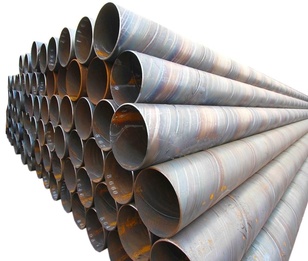 لوله اسپیرال فولادی از ورقهای فولادی به روش نورد گرم به شکل مارپیچ فرم داده شده به لوله تبدیل می شود و درز های لوله با روش جوشکاری به خصوصی جوش داده می شود، این نوع لوله نسبت به لوله درز مستقیم مقاوم تر می باشند. در تولید لوله اسپیرال برای سایزهای بزرگتر از ورقهای فولادی پهن تر استفاده نمی شود ، زیرا می توان با تغییر زاویه سایز لوله ها را افزایش و یا کاهش داد. این تکنیک یکی از ویژگیهای روند تولید این محصول می باشد.