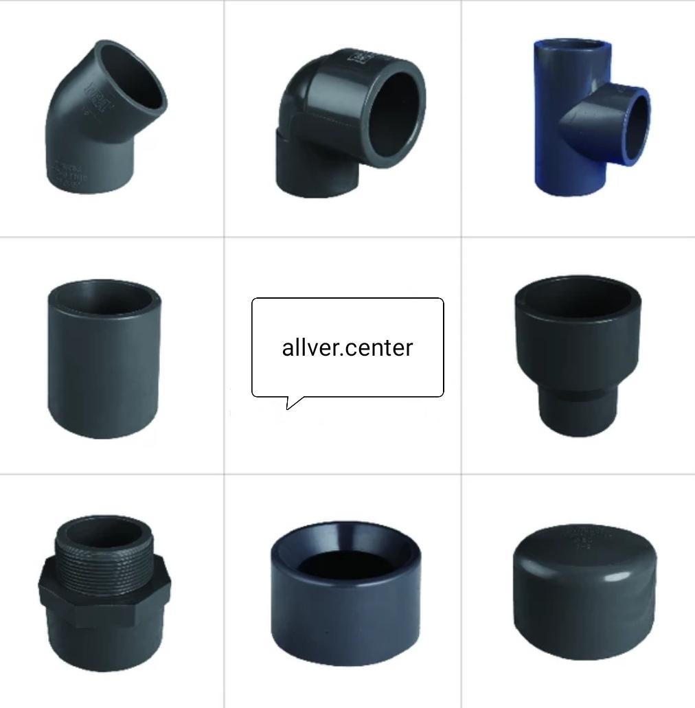 لوله و اتصالات UPVC چیست و چه کاربردی دارد