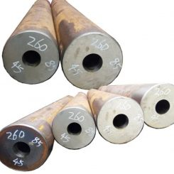 لوله گشتدار لوله ای است با ضخامت دیواره بالا در سایزهای مختلف که جهت تولید قطعات صنعتی از آن استفاده می شود.